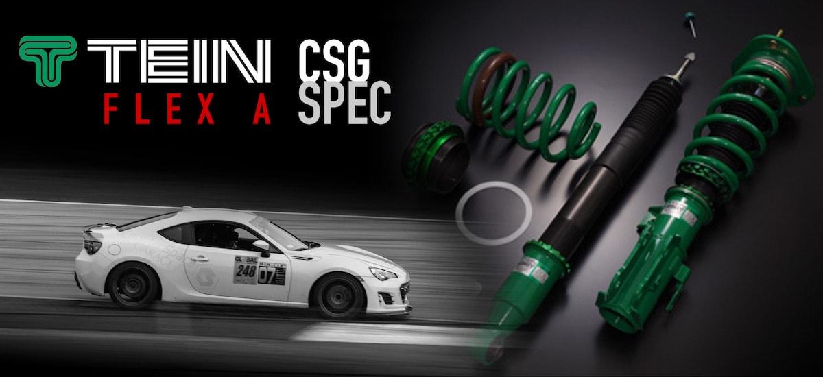 Tein Flex A CSG Spec coil-overs