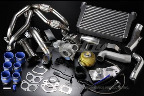 GReddy Tuner Turbo Kit - T620Z - Subaru BRZ / Scion FR-S / Toyota GT86 - 11510407