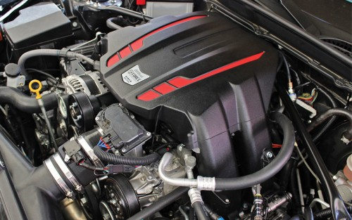 Edelbrock E-Force Supercharger Kit - Stage 1 With Tuner 1556 - Subaru BRZ / Scion FRS