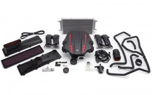 Edelbrock E-Force Supercharger Kit - Stage 1 Without Tuner 15560 - Subaru BRZ / Scion FRS