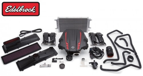 Edelbrock E-Force Supercharger Kit - No Tuner Kit - Subaru BRZ / Toyota 86 / Scion FR-S