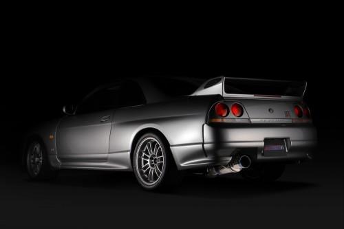 TOMEI - EXPREME Titanium Muffler - 440008 - Nissan Skyline GT-R - BCNR33