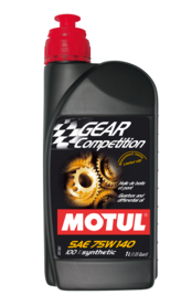 Motul Gear FF Competition 75W140 (LSD) - 1 Liter