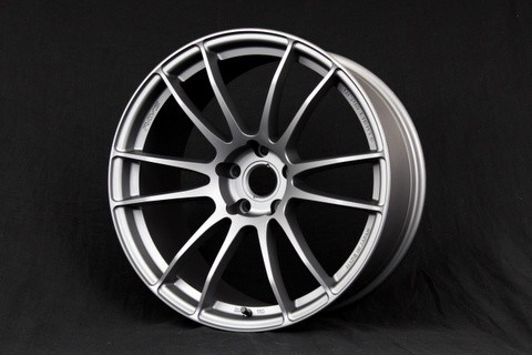 Gram Lights 57Xtreme – 18x9.5 / Offset +40 / 5x100 – Matte Graphite (STD Spec)