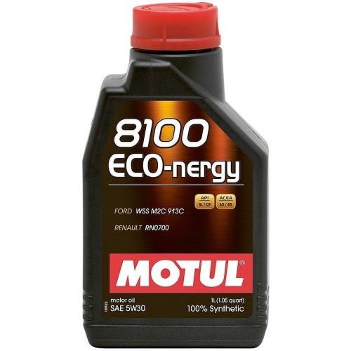Motul 8100 5W30 - ECO-NERGY - 1 Liter