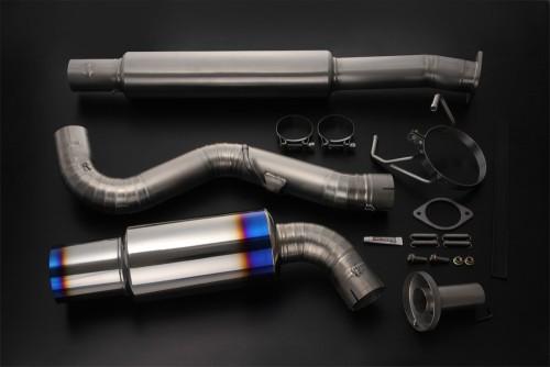 TOMEI - EXPREME Ti - TYPE-80 - FI Exhaust - Scion FR-S / Subaru BRZ / Toyota GT86 - TB6090-SB03C (440021)