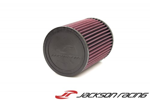 Jackson Racing - 3in Round Air Filter