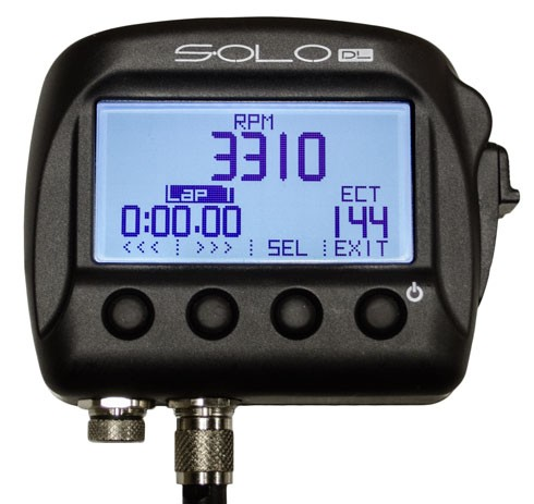 AiM Sports - Solo DL - Datalogger / Lap Timer - DISCONTINUED