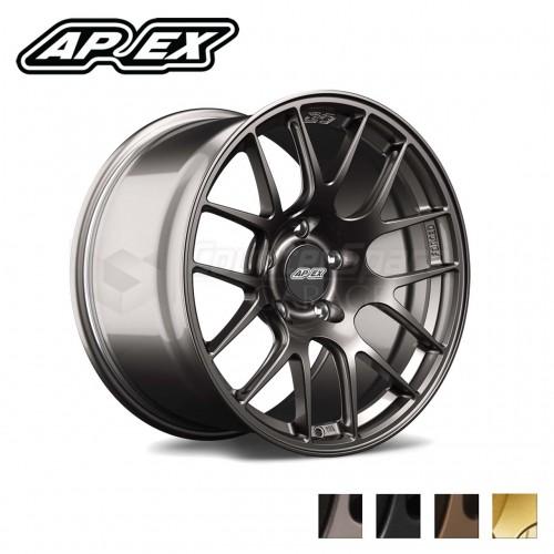 """APEX - 17x9"""" ET35 EC-7R Forged Wheel - Toyota 86 / Scion FR-S / Subaru BRZ / GR WRX"""