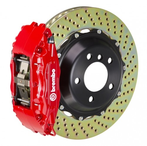 "Brembo - GT System - 332x32mm (13.1"") 2-Piece Disc - 4-Piston Caliper - Big Brake Kit - FRONT - Subaru BRZ / Scion FR-S / Toyota GT86 - 1H-.7003A-"
