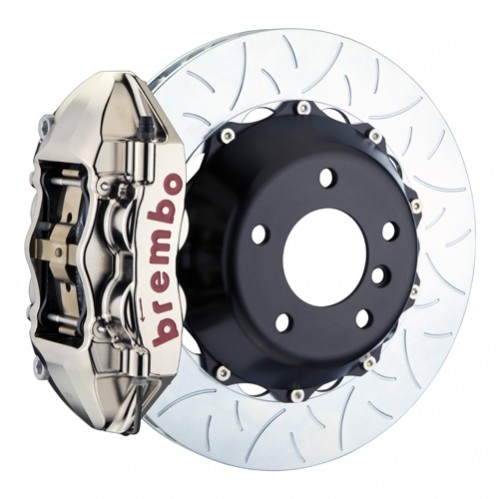 "Brembo - GT-R Systems - 345x28mm (13.6"") 2-Piece Discs - 4-Piston Billet Monobloc Caliper - Big Brake Kit - FRONT - Subaru BRZ / Scion FR-S / Toyota GT86 - 1P-.8002AR"