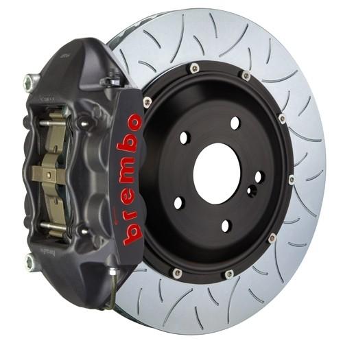 "Brembo - GT-S System - 345x28mm (13.6"") 2-Piece Disc - 4-Piston Cast Monobloc Caliper - Big Brake Kit - FRONT - Subaru BRZ / Scion FR-S / Toyota GT86 - 1P-.8002AS"
