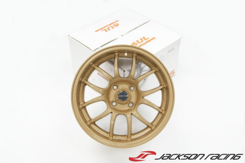 949 Racing 6UL - 17x9 +40 / 5x100 - Bronze