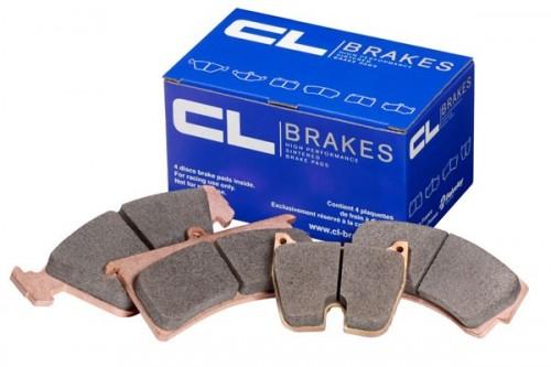 Carbone Lorraine (CL) - RC5+ - 4166 17.0 - BRZ / FRS / GT86 - Front