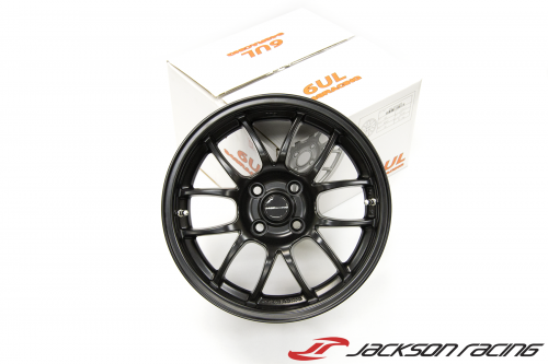 949 Racing 6UL - 17x9 +40 / 5x100 - Charcoal