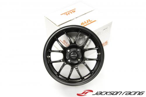 949 Racing 6UL - 15x7 +24 / 4x100 - Spec Miata