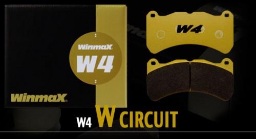 Winmax W4 - Nissan 370Z / Infiniti G37 Sport Akebono Caliper (Front)