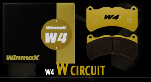 Winmax W4 - Subaru BRZ Performance Package / WRX STi / Mitsubishi Evolution 8 / 9 (Rear)