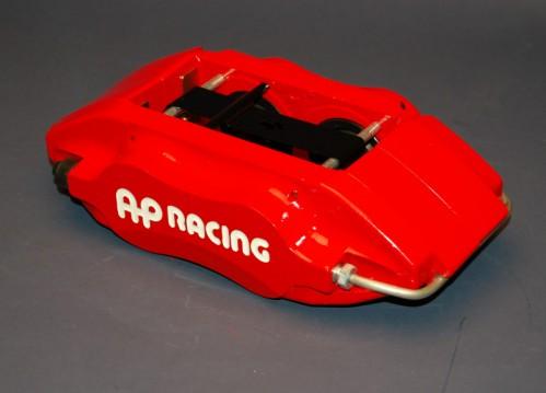 Essex AP Racing Formula Brake Kit (Red) - Four-Piston - Subaru BRZ / Scion FR-S / Toyota GT86