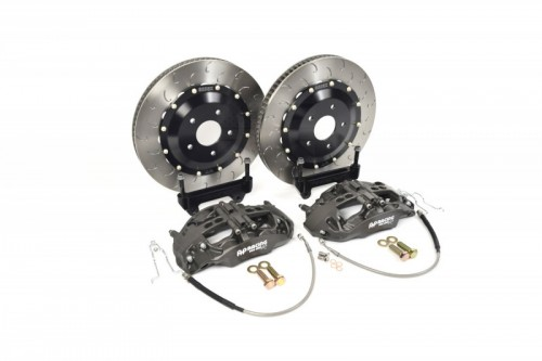 Essex Designed - AP Racing Radi-CAL Competition Brake Kit - CP9668 / 372mm Disc - Toyota GR Supra - FRONT