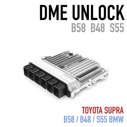 CSG Spec - DME Unlock Service - Toyota Supra - BMW B58 / B48 / S55