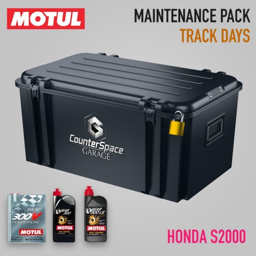 Motul Oil Package - Engine / Transmission / Differential - Honda S2000 (Track Days)