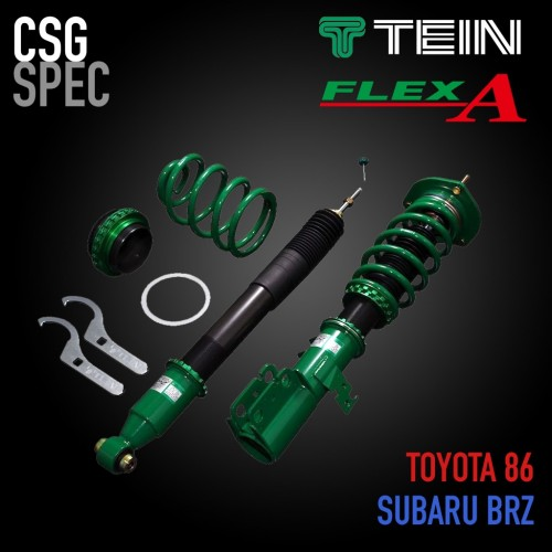CSG Spec - TEIN Flex A suspension - Subaru BRZ / Scion FR-S / Toyota 86