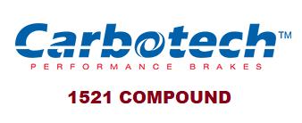 Carbotech 1521 - CT78772-RNP - A90 MKV Toyota Supra Base / G29 BMW Z4 - REAR