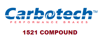 Carbotech 1521 - CT78772-F - A90 MKV Toyota Supra RZ / G29 BMW Z4 M40i - FRONT