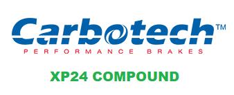 Carbotech XP24 - CT78772-RP - A90 MKV Toyota Supra Premium / G29 BMW Z4 M40i - REAR