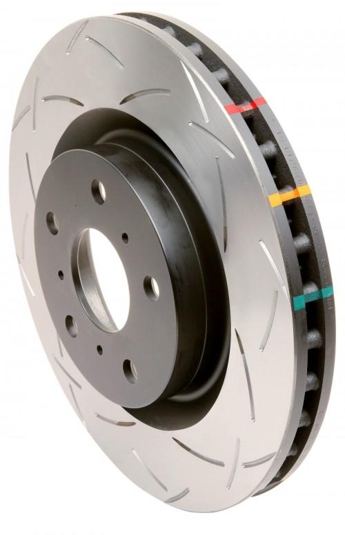 DBA - 4000 Series Rotor - 2017+ Subaru BRZ Performance Package - REAR - 42656S-10
