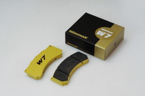 Winmax W7 Front Brake Pads - Subaru BRZ Brembo PP / Honda Civic Type-R FK8 / WRX STI / Mitsubishi Evolution