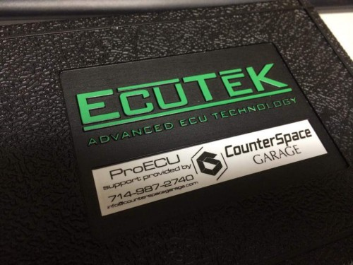 EcuTek - PRO ECU - Programming and Datalogging Kit