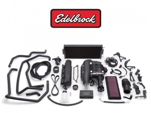 Edelbrock E-Force Supercharger - CARB Tune Kit (1554) - Mazda Miata MX-5 ND