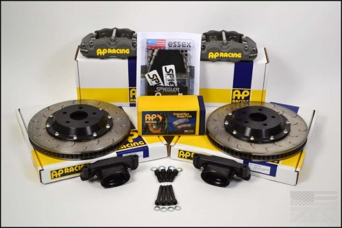 Essex Parts - AP Racing Competition Brake Kit (ENDURANCE) - 325x32 - Subaru BRZ / Scion FR-S / Toyota 86 - 13.01.10006