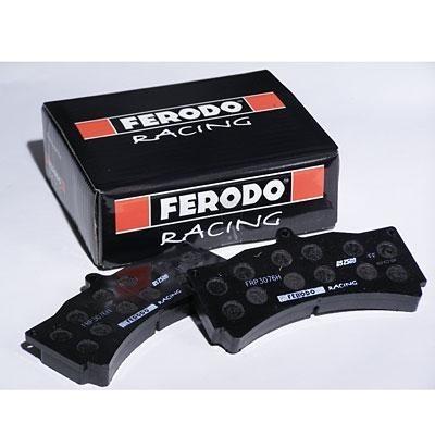 Ferodo DS2500 - Subaru BRZ / Toyota 86 / Scion FR-S (Rear) - Brembo Calipers