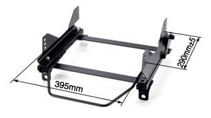 Bride - Type-FO - Seat Rail Kit - Zeta III Series / XERO - A90 Toyota GR Supra - BRDS-G10XFO