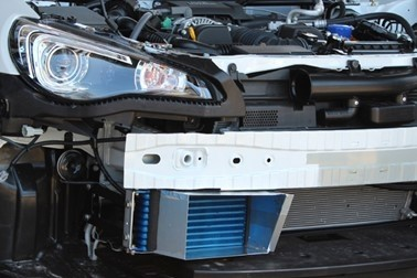 Greddy Oil Cooler Kit - Subaru BRZ / Toyota 86 / Scion FR-S