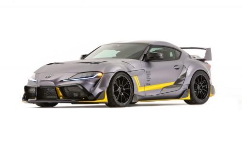 TWS Motorsport RS317 - 19x10.5J - Offset +36 - 5x112 P.C.D - SET of 4 Wheels - Toyota GR Supra A90