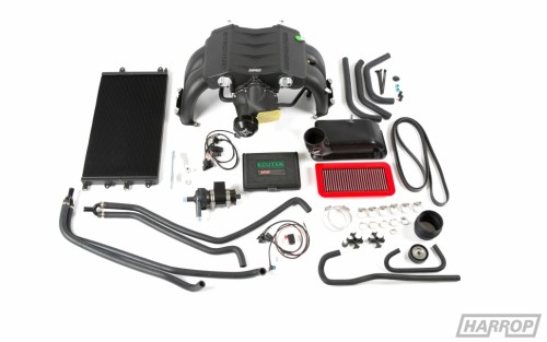 Harrop TVS1320 Supercharger Kit | Toyota 86 | Subaru BRZ | Scion FR-S | CARB Kit
