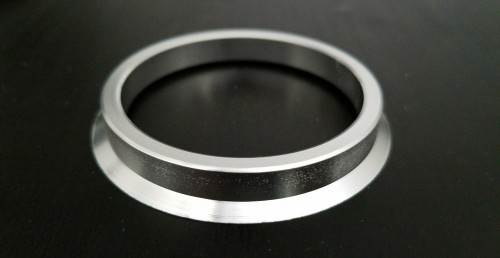 Hubcentric Ring - 73mm to 56.1mm - Aluminum