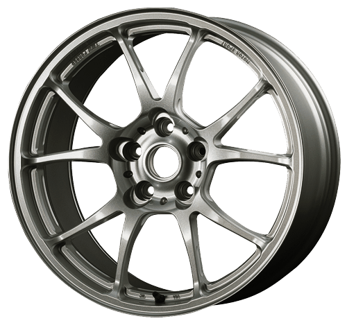 TWS Motorsport T66-F - 18x8.0J +44 / 5x100 - 56.1mm Bore - Gloss Gunmetal