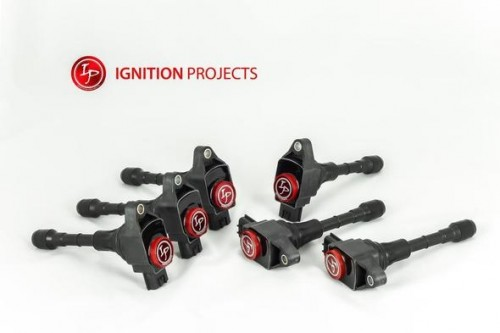 Ignition Projects - Coilpack Set - V6 3.5L VQ35HR - 2007-2008 Nissan 350Z - IP-A134610