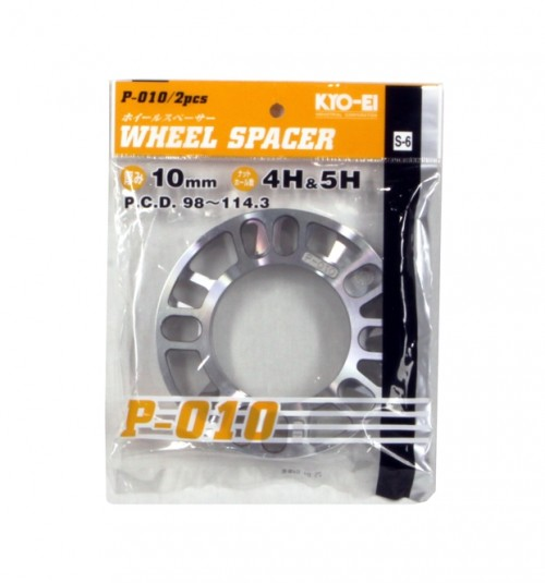 Project Kics - Universal Spacers - 10mm