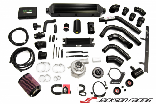 Jackson Racing Supercharger - Tune it Yourself (TIY) System - BRZ / GT86 / FR-S