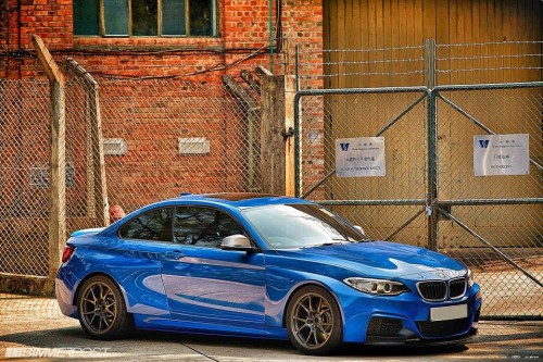 "Photo Courtesy of ""Ant Emmet"" (Hong Kong) of Bimmerpost.com."