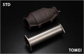 TOMEI USA - EXPREME Titanium - Decat Pipe - 431103 - Nissan Skyline GT-R - BNR32 / BCNR33 / BNR34