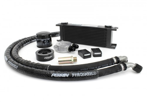 Perrin Oil Cooler Kit - BRZ/FRS