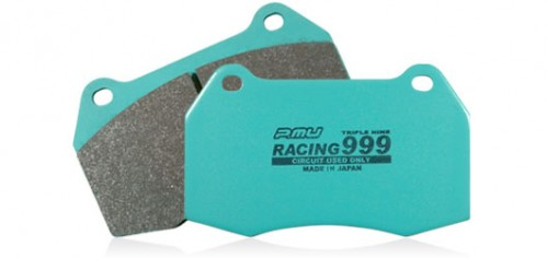 Project Mu 999 - Racing Brake Pad - F1040 - Brembo 4-Piston GT Caliper (F40)