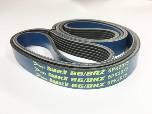 POWER Super Kevlar V-Belt - Serpentine Belt - FA20 / 4U-GSE - Subaru BRZ / Toyota 86